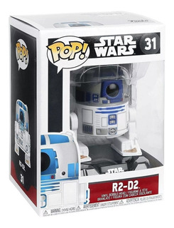 Muñeco Figura Funko Pop R2-d2 Star Wars Arturito #31original