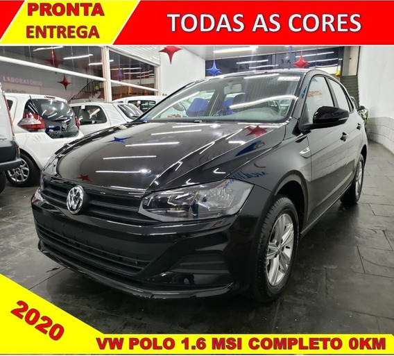 Volkswagen Polo 1.6 Msi 2020 0km, Ubber, Financiamento