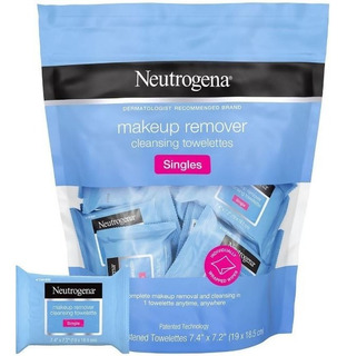 Neutrogena Makeup Remover Singles Demaquilante Individuais