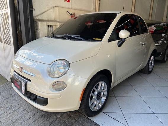 Fiat 500 Cult 1.4 8v Flex 2012 Impecácel!