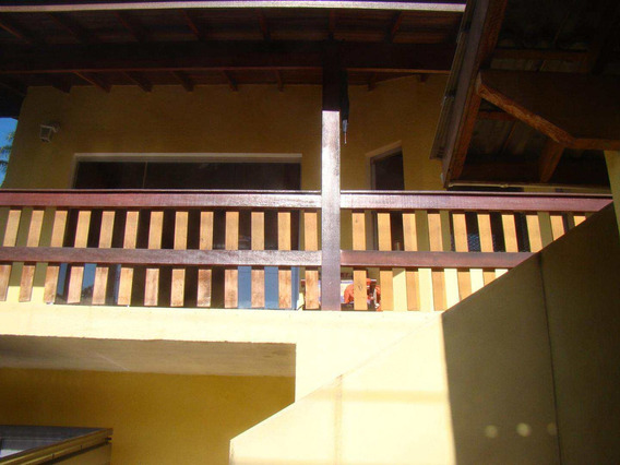 Casa Com 2 Dormitórios 1 Suíte -jd.paulista-atibaia - V1400