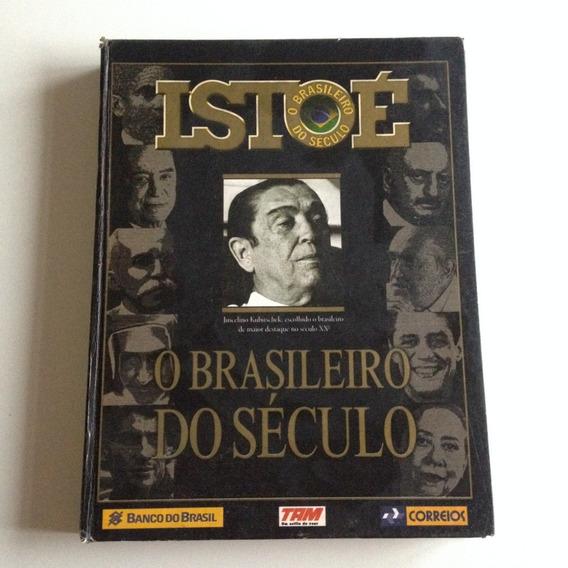 Livro Isto É O Brasileiro Do Século Juselino Kubitshek G143
