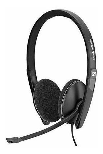 Imagen 1 de 5 de Chat Sennheiser Pc 8.2, Auriculares Con Cable Para Juegos Ca