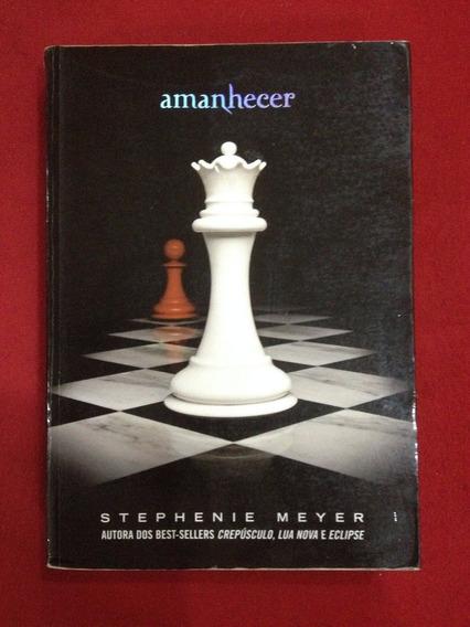 Livro: Amanhecer - Saga Crepúsculo - Stephenie Meyer