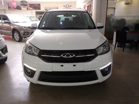 Chery Tiggo 3 New Confort Mt 1.6 (blanco)