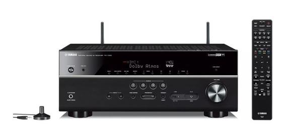 Receiver Yamaha Rx-v685bl Av De 7.2ch Com Musiccast C/ Nota