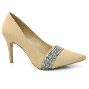 a37cde114c Mundial Calçados Feminino Scarpins - Sapatos Nude em Indaiatuba no ...