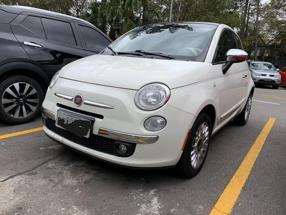 Fiat 500 Automático 2012 Branco