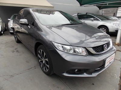 Honda Civic Lxr 2016/2016