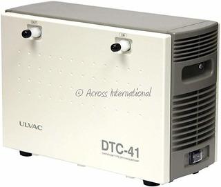 Ulvac Dtc-41 1.6 Cfm 7.5 Torr Full Chemical-resistant Dual ®