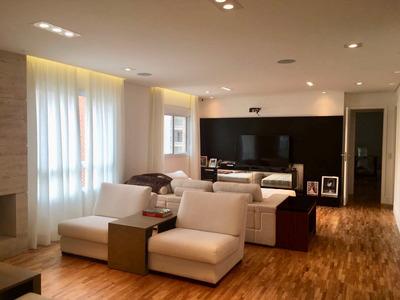 Apartamento Montblanc Tatuapé - 264m² - Mobiliado