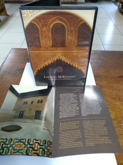Dvd Loreena Mckennitt - Nights From The Alhambra Com Encarte