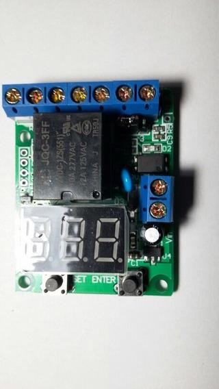 Controlador Automático De Bateria Ou Sistema Solar 4 Unid