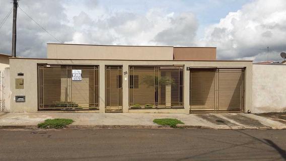 Vendo Casa Em Ibiporã, Jd Antônio Frederico, 200m², 3 Dorms