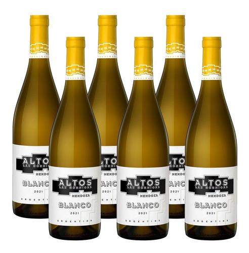 Imagen 1 de 5 de Vino Altos Las Hormigas Blanco Blend - Caja 6 X 750ml