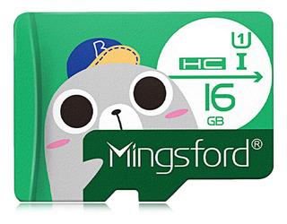 Mingsford 16g Micro Sd/tf Cartão Class10 Dispositivo De Arm