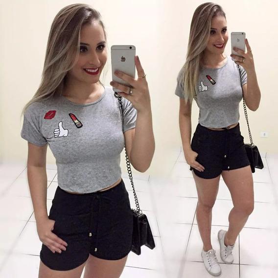 Kit 9 Shorts Ribana Coloridos Super Baratos Promoção