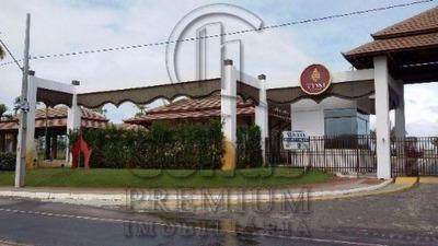 Lote No Condomínio Thai Residence - Cp3884