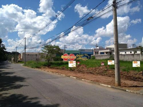 Imagem 1 de 2 de Terreno Industrial/ Comercial - Parque Empresarial - Te2929