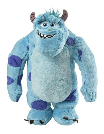 Pelúcia Com Som Personagens Disney Sulley Sullivan 30cm