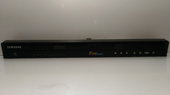 Painel Frontal Dvd Player Samsung Dvd R155 Ak64-01928a