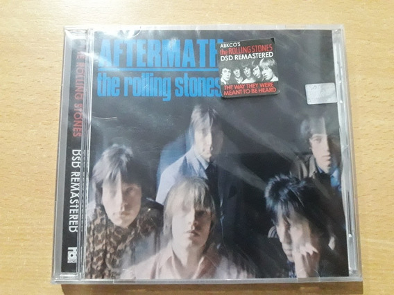 Cd The Rolling Stones Aftermach