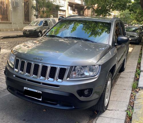 Jeep Compass Limited 2.4 4wd Cvt 2013 116000km Permuto Vendo