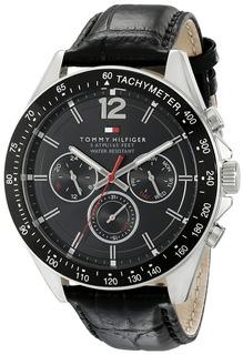 Tommy Hilfiger - Reloj Deportivo Sofisticado 1791117 Con.
