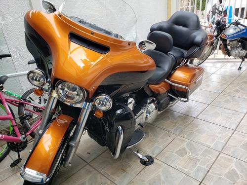 Imagem 1 de 10 de Harley Davidson Ultra Electra Glide