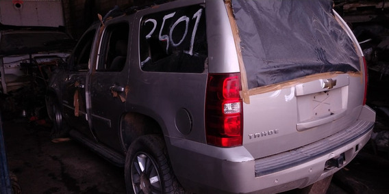 Chevrolet Tahoe 2009 Partes Y Refacciones