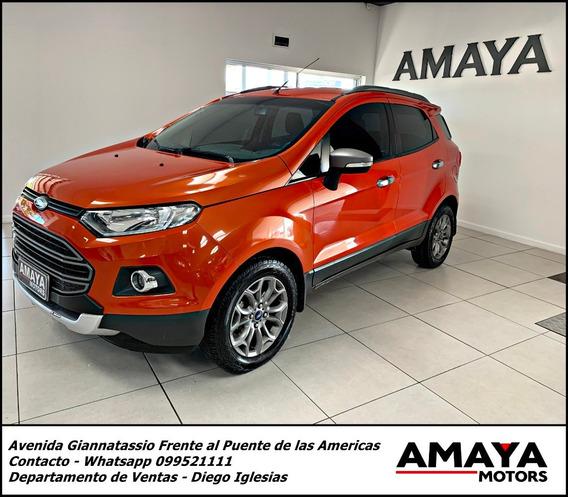 Ford Ecosport Freestyle Unico Dueño !! Amaya Motors