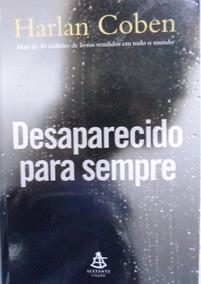 Livro Desaparecido Para Sempre 319 Paginas Barato