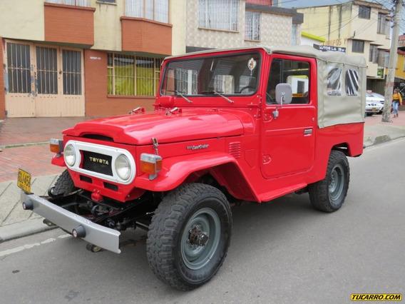 Toyota Fj Fj43 Mt 4x4