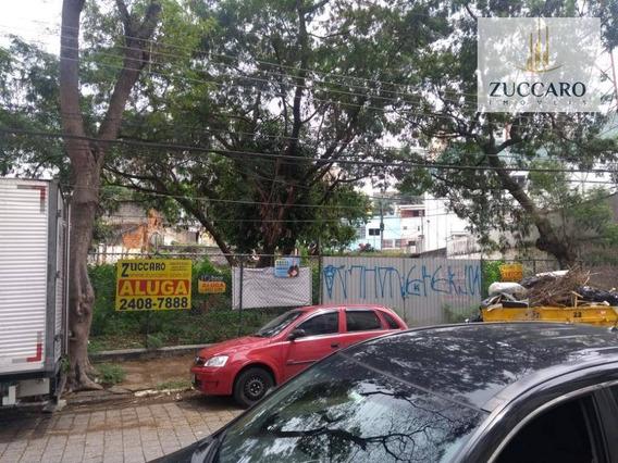 Terreno Residencial À Venda, Vila Augusta, Guarulhos - Te0748. - Te0748