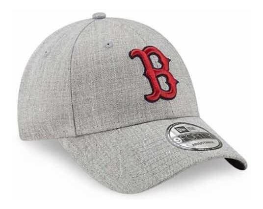 Gorra Boston Redsox 9forty New Era Gris Ven.nom