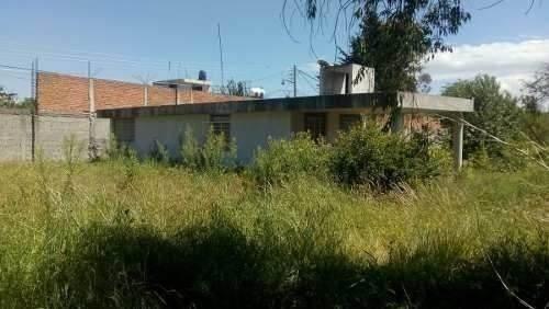 Terreno En Venta En Colonia Casa Blanca Puebla