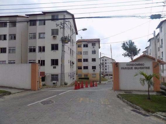 Apartamento Para Venda Em Rio De Janeiro, Campo Grande - Fhm2136