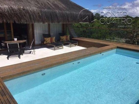 Casa Em Condominio - Praia Do Forte - Ref: 2393 - V-2393