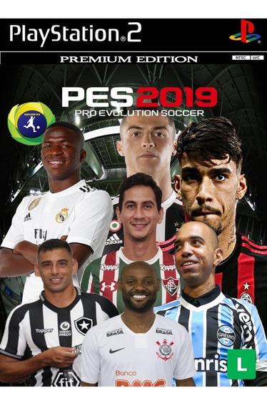Pes Patch 2018/19 Atualizado Playstation 2 (lançamento)
