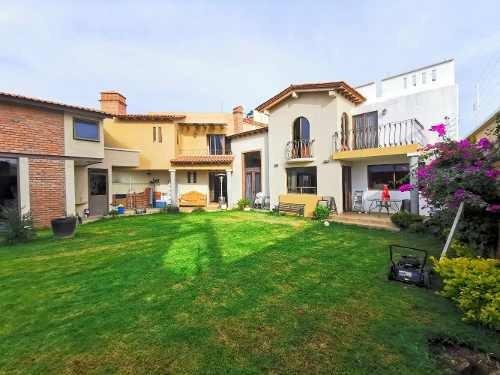 Casa En Venta Santa Maria Morelia 200 M2 De Jardin