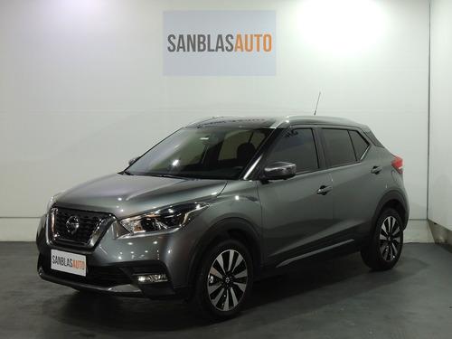 Nissan Kicks Exclusive Cvt 2020 5p Clima Abs San Blas Auto