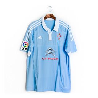 Camisa De Futebol Masculino Celta De Vigo 2015/16 adidas