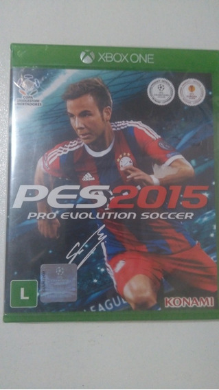 Pes 2015 Xbox One Champions Leg. E Europa Leg. Copa Libert.