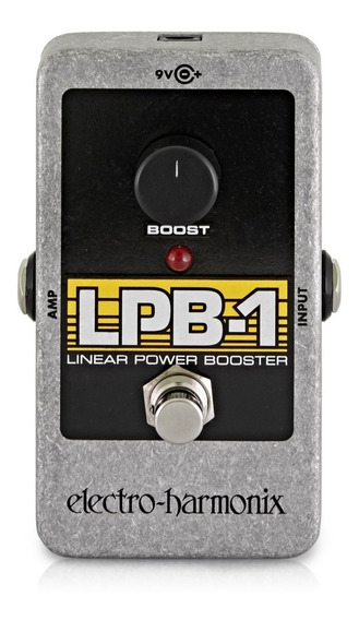 Pedal Ehx Lpb 1 Linear Power Booster - Electro Harmonix