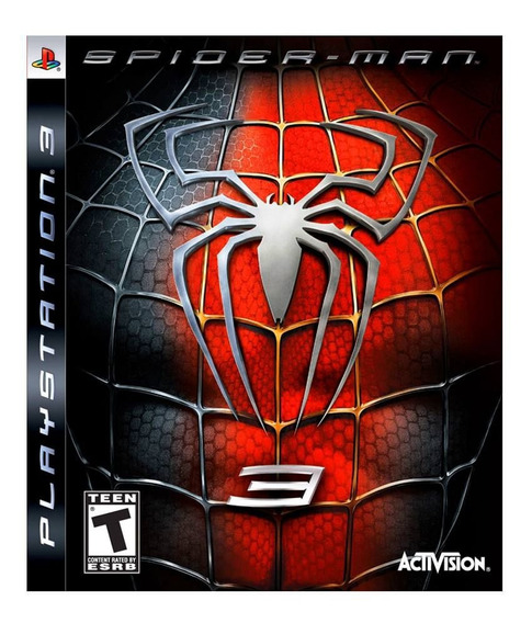 Spider-man 3 Ps3 | Mídia Física Original Playgorila