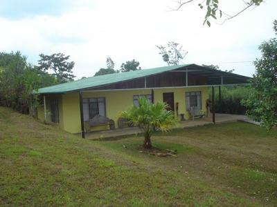 Quinta En Alajuela-san Ramon-peñas Blancas