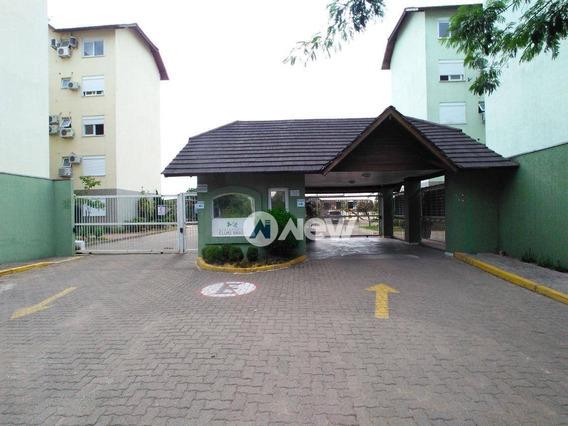 Apartamento Com 2 Dormitórios À Venda, 62 M² Por R$ 190.000,00 - Vila Nova - Novo Hamburgo/rs - Ap2861