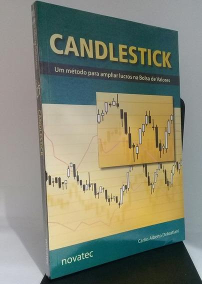 Livro: Candlestick - Editora Novatec