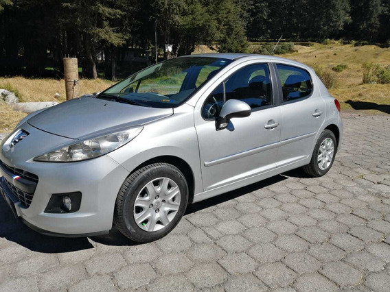 Peugeot 207 2012 Estandar, Clima, Impecable,factura Original