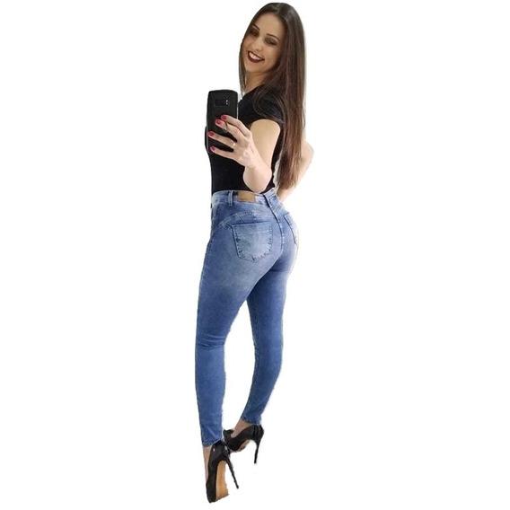 Calça Sawary Jeans Bojo Aumenta Bumbum Original Sawary